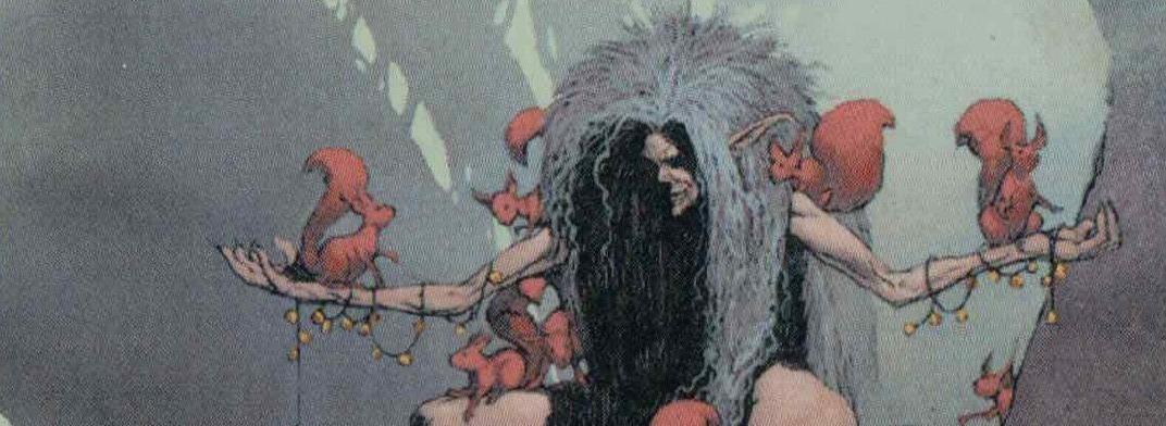 Deranged Druid